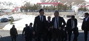 Milli Eğitim Bakan Yardımcısı Safran Bitlis'te