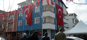 Ordu'ya şehit ateşi düştü Şırnak'ta yürütülen operasyonda Jandarma Astsubay Çavuş Burçin Damcı şehit düştü