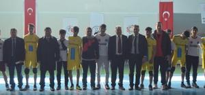 """Tatvan'da """"Sporla Güçlü Geleceğe"""" projesi"""