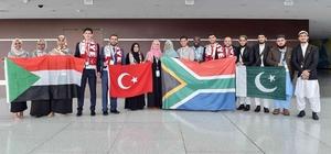 Artuklu Üniversitesi öğrencileri Arapça yarışmasında dünya 3.'sü oldu