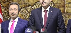 """Bakan Kurum: """"Yılda 300 bin konut ile 5 yılda 1,5 milyon konut yapılacak"""""""