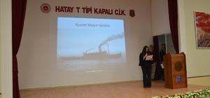 Hatay Kapalı Ceza İnfaz Kurumu'nda Çanakkale Zaferi kutlandı