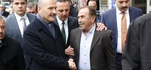 """İçişleri Bakanı Süleyman Soylu: """"Türkiye'yi bir başka anlayışla karşı karşıya bırakabilecek bir fitne tohumu ekmeye çalışıyorlar"""""""