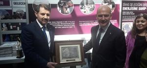 Tasarruf için yapıldı, ödül getirdi Sivas Valili öncülüğünde, Yıldızdağı Kayak Tesisinin enerji ihtiyacını karşılamak için geliştirilen proje Sivas'a ödül getirdi