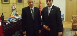 MHP Çıldır'a yeni ilçe başkanı atadı