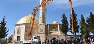 Nusaybin'de Kur'an kursu ve medrese temeli atıldı