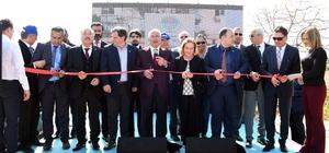 """Kocamaz: """"Bu işleri yapabilmek vizyon ve cesaret işi"""" Mersin Büyükşehir Belediye Başkanı Burhanettin Kocamaz, Eşref Armağan Engelsiz Parkı'nın açılışını yaptı"""