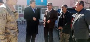 """Malatya'daki depremlerde 8 evde hasar meydana geldi Vali Baruş: """"Ekiplerimizin incelemesi sürüyor"""""""
