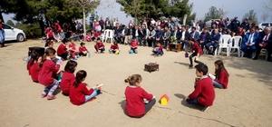Sarıgöl'de Dünya Ormancılık Günü kutlandı