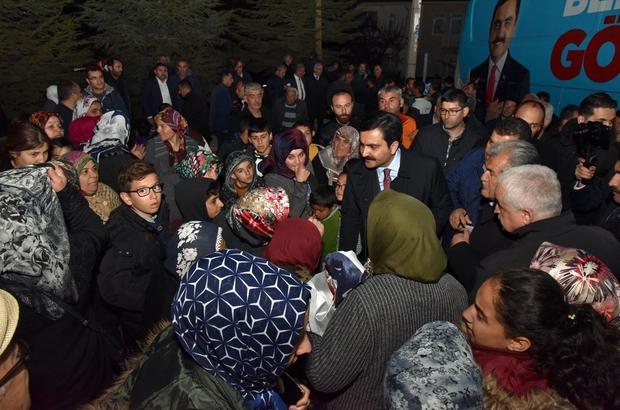 """Belediye Başkanı Yaşar Bahçeci: """"Muhabbet ve sevgi ile Kırşehir'i imar ettik"""""""