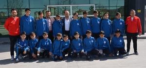 Alt Yapı Futbol Takımı Adana'ya gitti