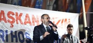"""Mahir Ünal'dan oy açıklaması AK Parti Genel Başkan Yardımcısı Mahir Ünal: """"Bir tek oy, bizim geleceğimize vereceğimiz kararı belirler"""""""