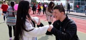 Öğrencilerden Down Sendromu Farkındalık Günü'nde anlamlı etkinlik
