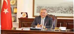 """Başkan Memduh Büyükkılıç """"Mimar Sinan geleceğin mimarlarına tanıtılıyor"""""""