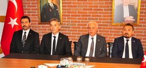 """İYİ Partili Koray Aydın'dan büyük iddia İYİ Parti Genel Başkan Yardımcısı Koray Aydın: """"Manisa Büyükşehir Belediyesi ve ilçelerin yüzde 90'ını Millet İttifakı kazanacak"""""""