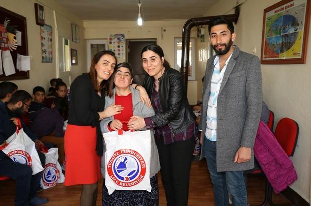 Lice'de, Dünya Down Sendromu Günü etkinlik düzenlendi