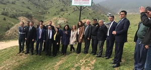 Alaşehir'de 'Adalet Ormanı' oluşturuldu