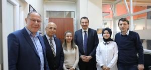 AK Parti Genel Başkan Yardımcısı Yavuz'dan Adapazarı Belediyesi'ne ziyaret