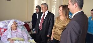 Kırşehir'de bin 136 kişi evde sağlık hizmeti alıyor