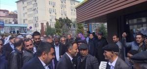 Dr. Aziz Alper Biten'e Diyarbakır'da yoğun ilgi
