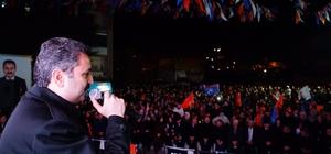 """Başkan Eroğlu: """"Söz verdik, yaptık"""""""