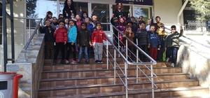 Anaokulu öğrencilerinden Aceze Evi'ne ziyaret