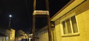 Pazaryeri'nde seçim afişlerine çirkin saldırı