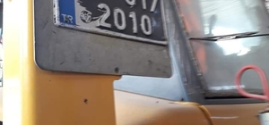 Karpuzlu halkı, belediyenin kepçesinin bulunması için kampanya başlattı