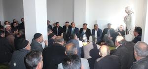 """AK Partili Taşkesenlioğlu: """"Söz konusu toplantı asla camide yapılmamış, köy konağında düzenlenmiştir"""""""