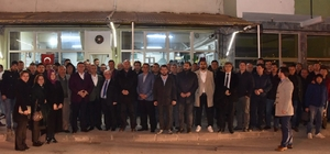 Başkan Bakıcı Yeni Mahalle sakinleri ile buluştu, Cihangazililer Derneği'ni ziyaret etti