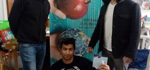 Gençlik ve Değişim Derneği, Güney Kıbrıs'taki projeye katıldı