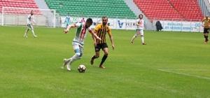 TFF 3. Lig: Diyarbekirspor: 0- Bayburt İÖİ: 2