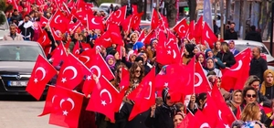 Osmaneli Münür Şahin'e sahip çıktı