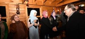 """Başkan Şahin: """"Atakum'u gelecekte daha güzel hale getirmek için yola çıktık"""""""