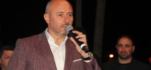 """Başkan Togar: """"Tekkeköy'ü Samsun'un başkenti yapacağız"""""""