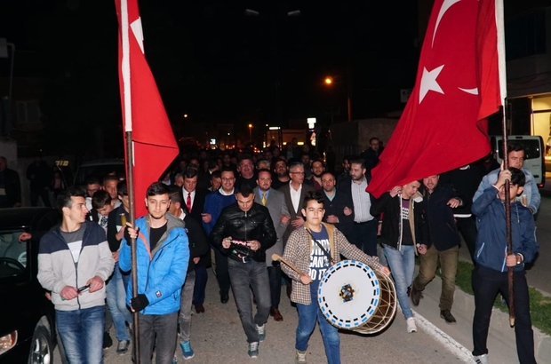"""Refik Özen: """"Mehmet Kanar Mustafakemalpaşa'nın vizyonudur"""" AK Parti Bursa Milletvekili Refik Özen: """"Kandil'den talimat alanlara Mustafakemalpaşa prim vermez"""""""