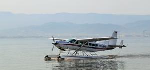 Deniz uçağı ile tüm Marmara kontrol altında