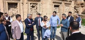 Nusaybin'de geniş kapsamlı turizm toplantısı yapıldı