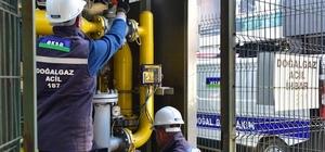 Kırkağaç doğalgaza kavuşuyor