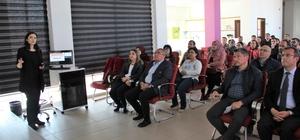 Erciyes Teknopark'ta ERC Bilgi Günü ve Tecrübe Paylaşımı Etkinliği Düzenlendi