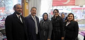 Palancıoğlu'na vatandaşlardan destek