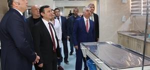 """ERÜ'de """"1. Uluslararası Hayvan Hastaneleri Kongresi"""" Başladı"""