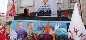"""Gündoğdu: """"AK Parti ve MHP, Anadolu insanlarının kurduğu iki partidir"""" AK Parti Ordu Milletvekili Metin Gündoğdu: """"Cumhur İttifakı'nı oluşturan Milliyetçi Hareket Partisi de, AK Parti de Anadolu insanlarının kurduğu, aynı düşünce dünyasında olan insanlar tarafından kurulmuş partilerdir"""""""