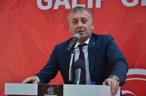 MHP İl Başkanı Aydın, Pınarbaşı ilçesini ziyaret etti