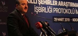"""Sanayi ve Teknoloji Bakanı Varank, Bilişim Vadisi'nde müjdeyi verdi """"Lider Araştırmacılar Programı'na 30'u aşkın ülkeden 200'ün üzerinde başvuru aldık"""" Dünya devi Ar-Ge için Türkiye'yi seçti"""
