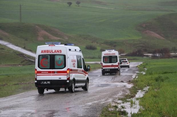 Diyarbakır'da gergin seçim Diyarbakır'ın Kocaköy, Çüngüş, Dicle, Lice ve merkezde çıkan muhtar adayları kavgalarında 30 kişi yaralandı