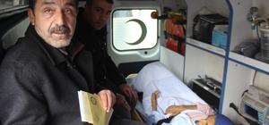 Hastalar 112 ambulansları sayesinde oy kullanabildi İl Sağlık Müdürlüğü, hasta vatandaşların oy kullanabilmesi için 33 nakil aracı ve 83 personel ile yardımcı oldu 33 yaşındaki hasta oyunu ambulansta kullandı 57 yaşındaki Mihriban Menteşe 112 ekiplerinin yardımı ile sandık başına gidebildi