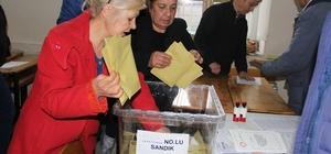 Mersin'de oy verme işlemi sona erdi, oylar sayılmaya başlandı