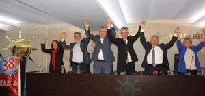 """Kayseri'de Cumhur İttifakı adayı Büyükkılıç kazandı Kayseri Büyükşehir Belediye Başkanı Memduh Büyükkılıç: """"İnsanlarımıza hizmet etmeyi amaçlayan bir yaklaşım içerisinde çalışmalarımızı sürdüreceğiz"""""""