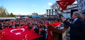 Bilecik'te seçim sonuçları AK Parti'den aday gösterilmeyen 2 aday aday bağımsız belediye başkanı oldu Bilecik ve en büyük ilçesi Bozüyük 'CHP', Gölpazarı ve İnhisar ise 'AK Parti' dedi